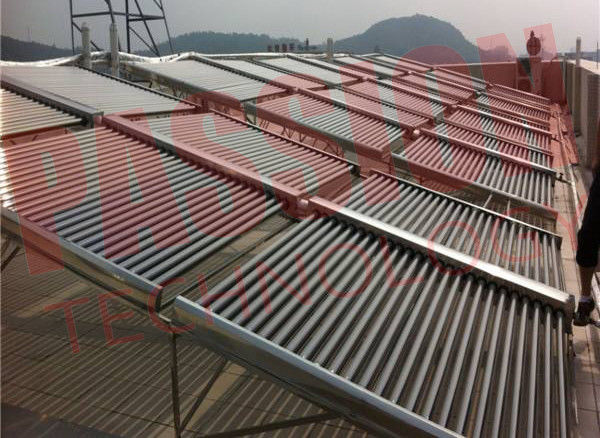 Non Pressure Vacuum Tube Solar Collector for Solar Pool Heating System